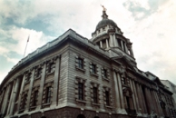 Exterior of the Old Bailey