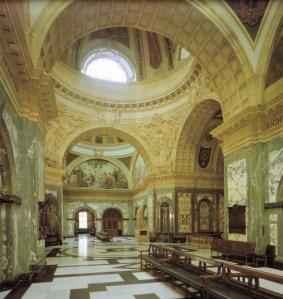 The Grand Hall of the Old Bailey